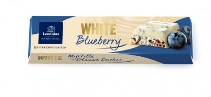 Бела чоколада со боровинки - 50 g